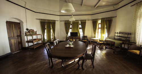 Kodaikanal Home Stay Dining Room