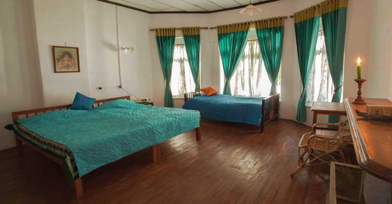 Kodaikanal Home Stay Royal Suite Room