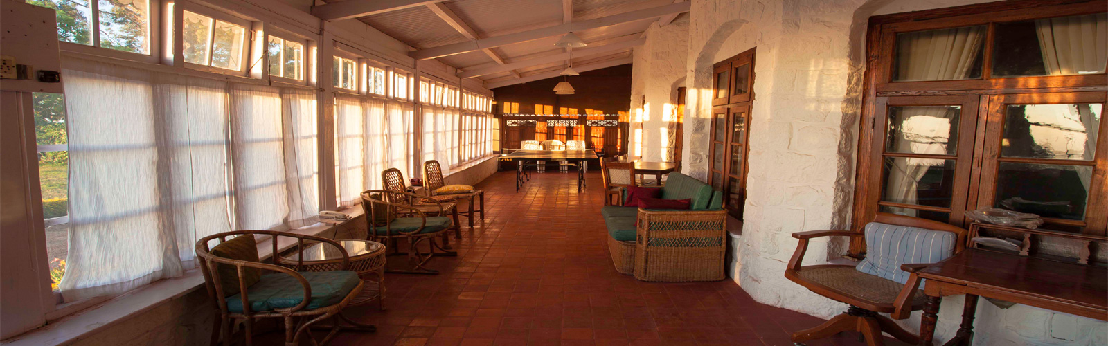 Kodaikanal Home Stay Verandah