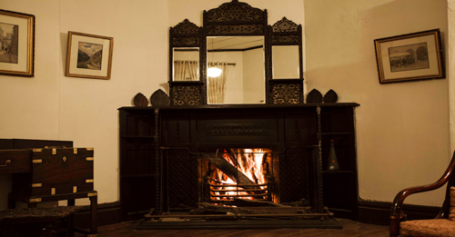 Open Fire Kodaikanal Home Stay