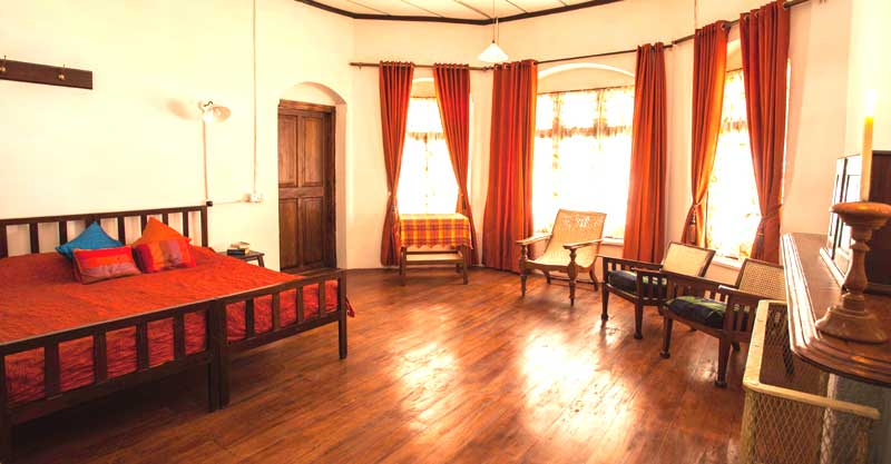 Royal Suites Bed Room Kodaikanal Home Stay